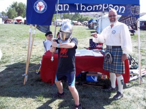 Everybody wants to be a Reiver when the Thom(p)sons are around.